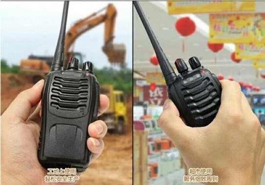 Baofeng BF-888S Walkie Talkie Radio Call image 1