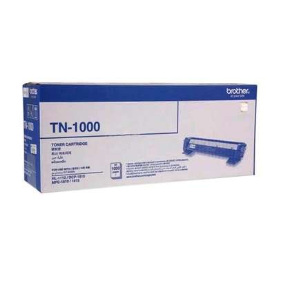 Brother TN-1000 Black Toner Cartridge Refills image 2
