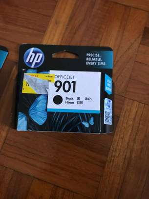 901 inkjet cartridge black only  CC653AN image 4