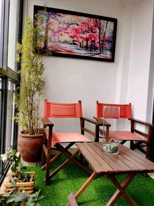 Two bedrooms apartment fully furnished kilimani for rent image 1