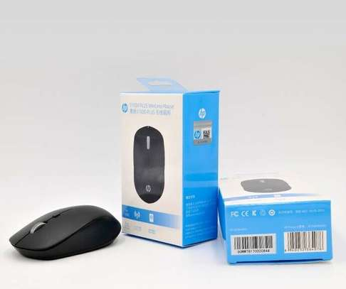 HP S1000 Plus Silent USB Wireless Computer Mute Mouse 1600DPI USB Receiver Mice image 3
