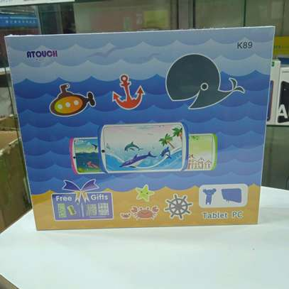 Atouch Kids Tablets 16gb and 1gb ram in shop(WiFi only) image 1