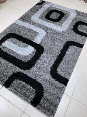 Soft Shaggy carpets image 5