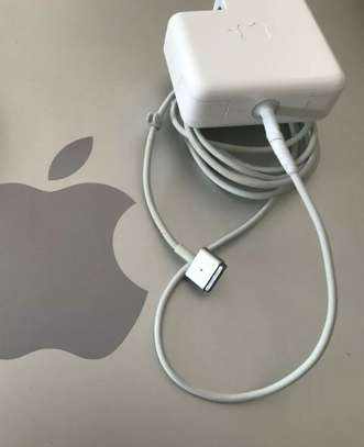 """Apple MagSafe 2 """"T"""" 45W Adapter Charger MacBook Air 2012-17 image 1"""
