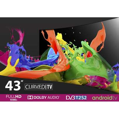 """43 inch Vision Plus VP8843C - 43"""" - Full HD Android TV B + FREE Wall Mount image 2"""