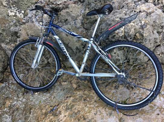 26 inch mountain bicycle image 3