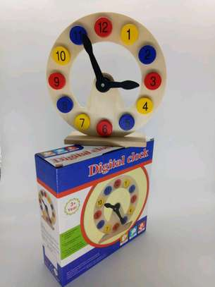 Learning clock for kids image 1