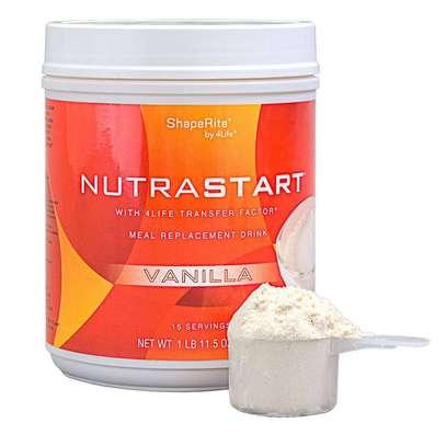 NutraStart® Vanilla image 1