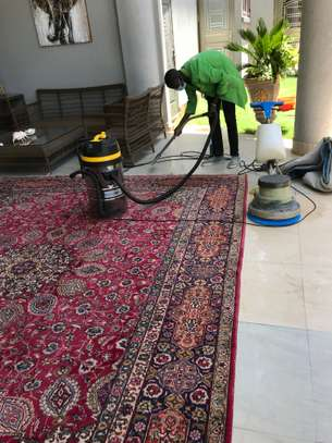 Professional carpets cleaning - Residential & Commercial cleaning image 2