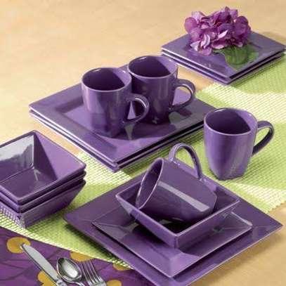 24 Piece Ceramic Dinner set image 7