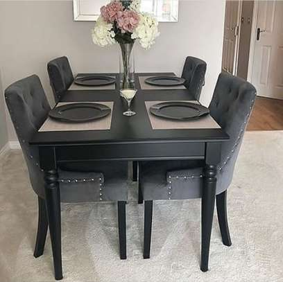 4 Seater Dining Set image 1