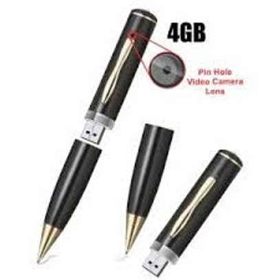 Hidden Spy Camera Pen image 1