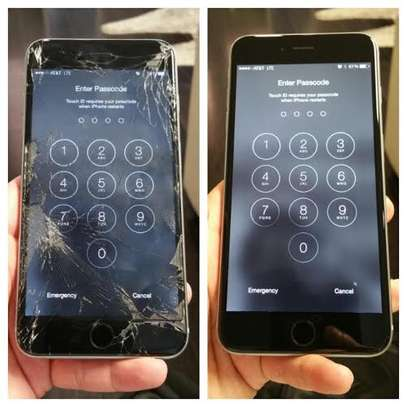 Iphone  7 iphone 7 plus iphone 8 and iphone 8 plus screen replacement image 6