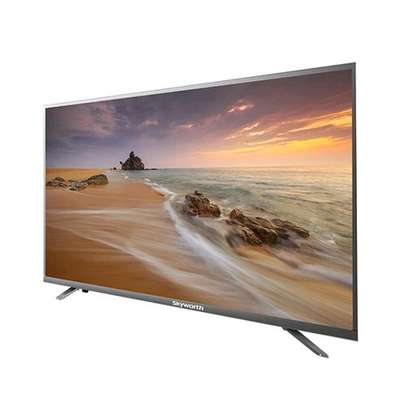 SKYWORTH 55 INCH SMART 4K ULTRA HD ANDROID TV image 1