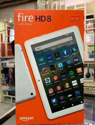 Fire HD8 Tablet 64gb image 1