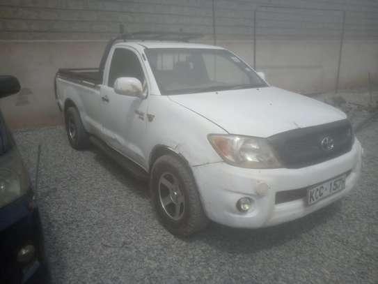 Toyota Hilux Pickup - Single Cab 2008 diesel image 6
