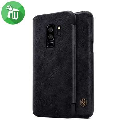 Nillkin Qin Series Leather Luxury Wallet Pouch For Samsung S9 S9 Plus image 4