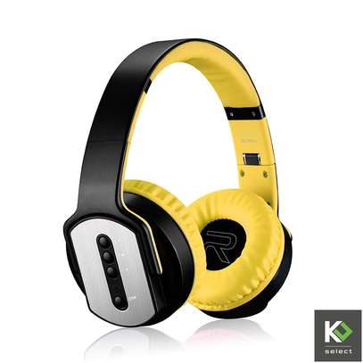SODO MH2 Bluetooth Twist-out Speaker Headphones With NFC N Mic image 6