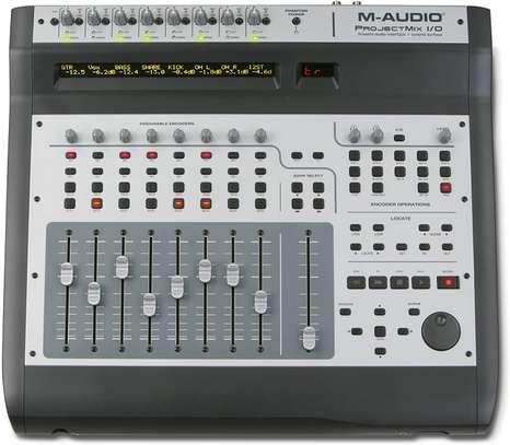 M-audio project mix 1/10 Pro tools Digital pro mixer image 1