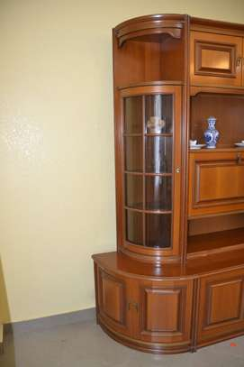 For Sale Antique Wall Cabinet Imported from Italy image 8