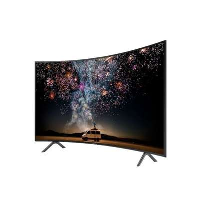 49 inch Samsung Smart UHD 4K Curved HDR TV - UA49RU7300KXKE - Free Wall Mount Bracket, Delivery and Installation image 2
