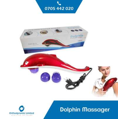 Dolphin massanger image 1