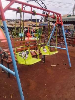 Double swing image 1