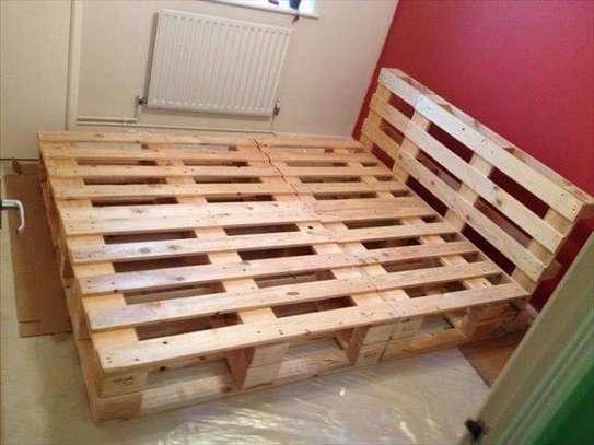 5 * 6 Pallet Bed image 1