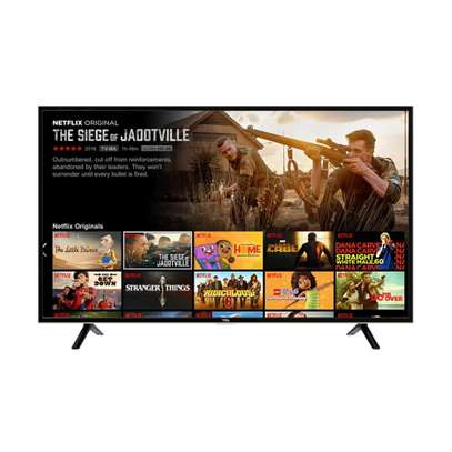 43 inch TCL Smart Ultra HD 4K Android LED TV - 43P8US- Brand New Sealed - Countrywide Delivery image 1