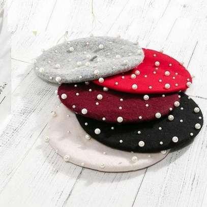 Beaded berets image 3
