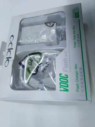 Original oppo vooc chargers image 1