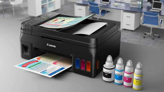 Canon G4400 ALL-IN-ONE Print,Copy,Scan image 2