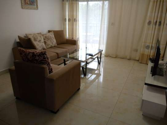 Furnished 1 bedroom apartment for rent in Kileleshwa image 1