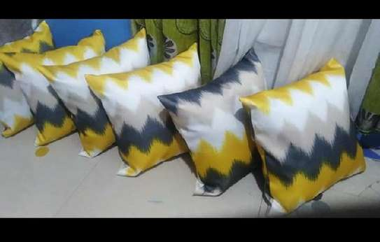 Colorful Throw Pillows image 3