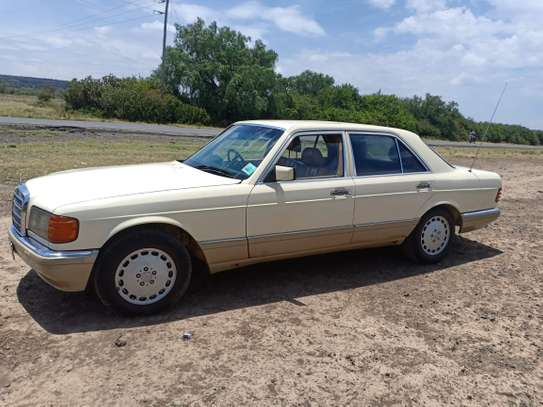 Mercedes w126 for sale image 4
