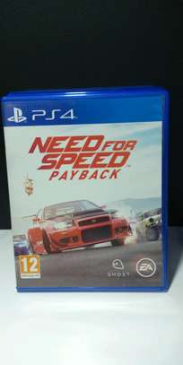 NFS Payback, need for speed ps4 video game image 1