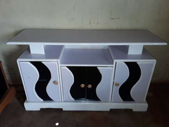 Flat TV stand image 1