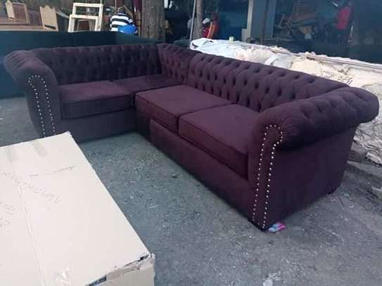 5 Seater Chester Sofa image 1