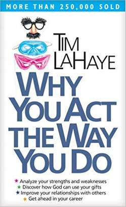Why You Act The You Do image 1