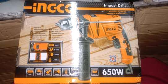 Ingco Impact Drill 650W image 1