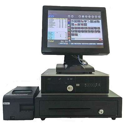 COMPLETE RETAIL POINT OF SALE POS SYSTEM BUNDLE
