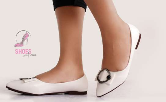 Classy Flat shoes image 9