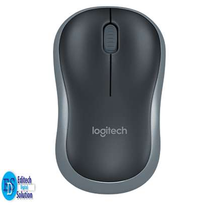 Logitech M185 Wireless Mouse image 2