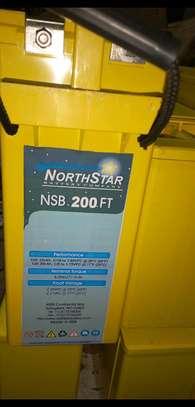 Northstar USA MF Deep Cycle Batteries 200ah 12v 20hr