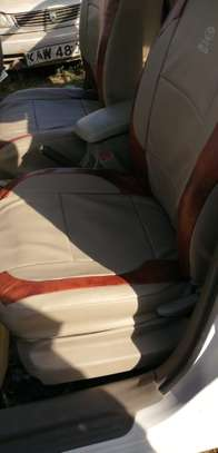 Toyota Belta Car Seat Covers image 4