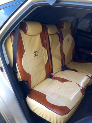 Harrier car seat covers image 2