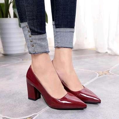 2 inch heels  ladies formal shoes image 4