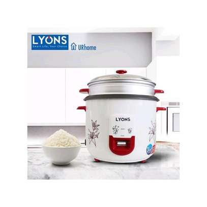Rice cooker. image 1