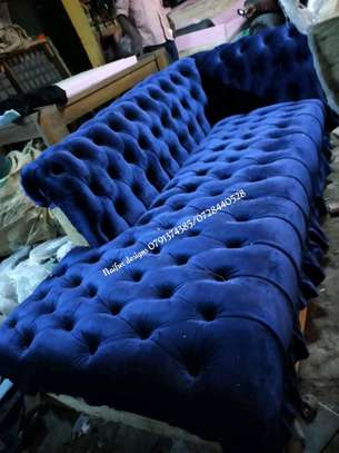 sofas/chesterfield L shaped six seater sofa/modern sofas/tufted L shaped sofas image 5