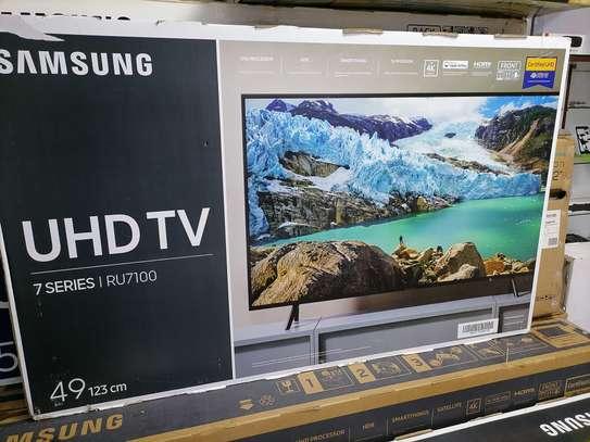 """Samsung 49"""" UHD 4k Smart TV UA7100k image 1"""